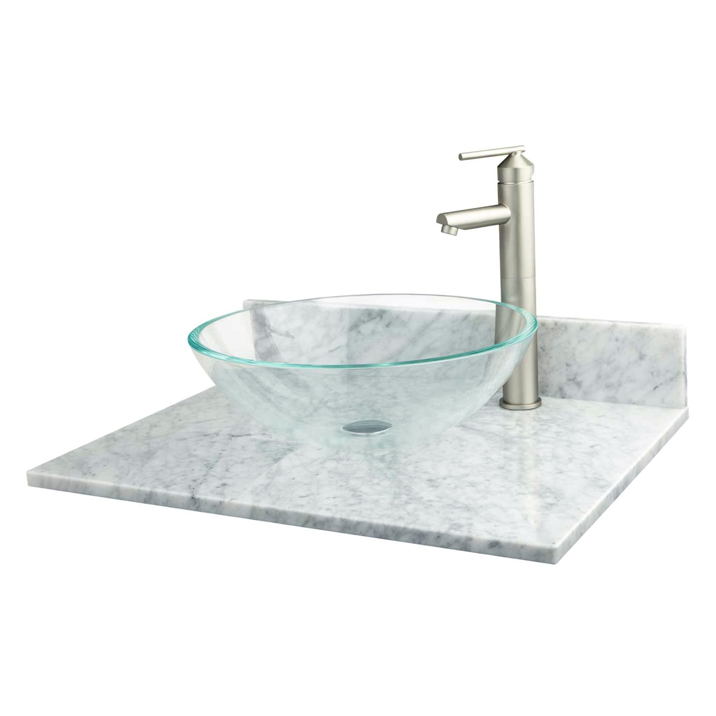 Vanity Marble Top With Sink