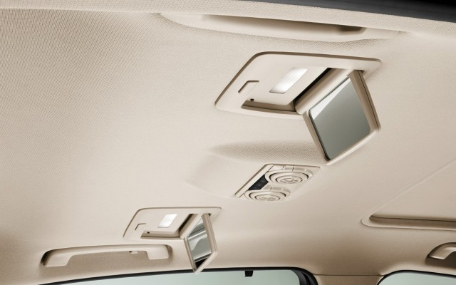 Vanity Mirror Lights In Car
