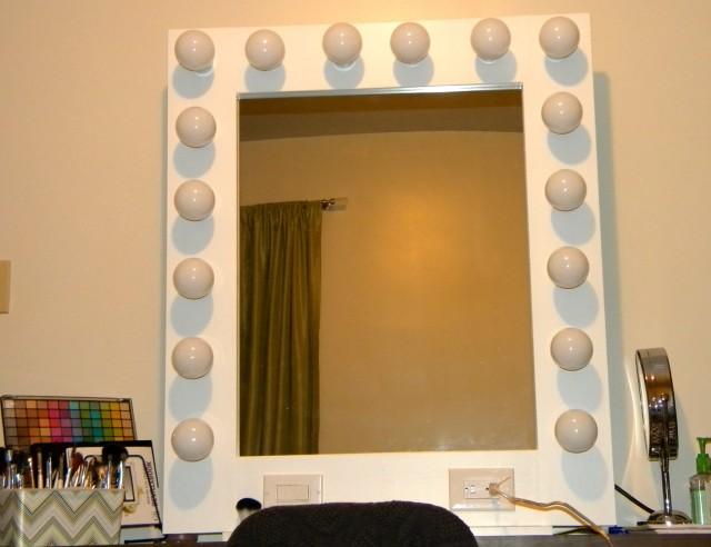 Vanity Mirror With Light Ireland