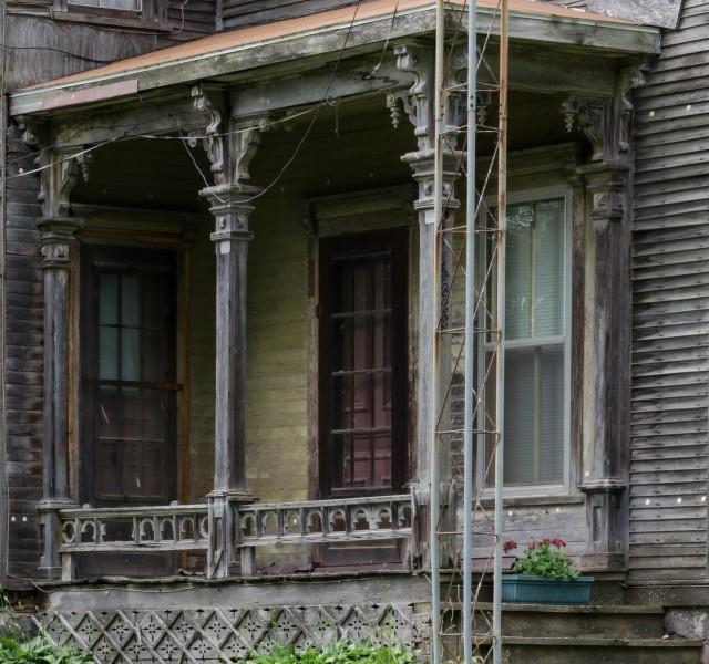Victorian Front Porch Columns