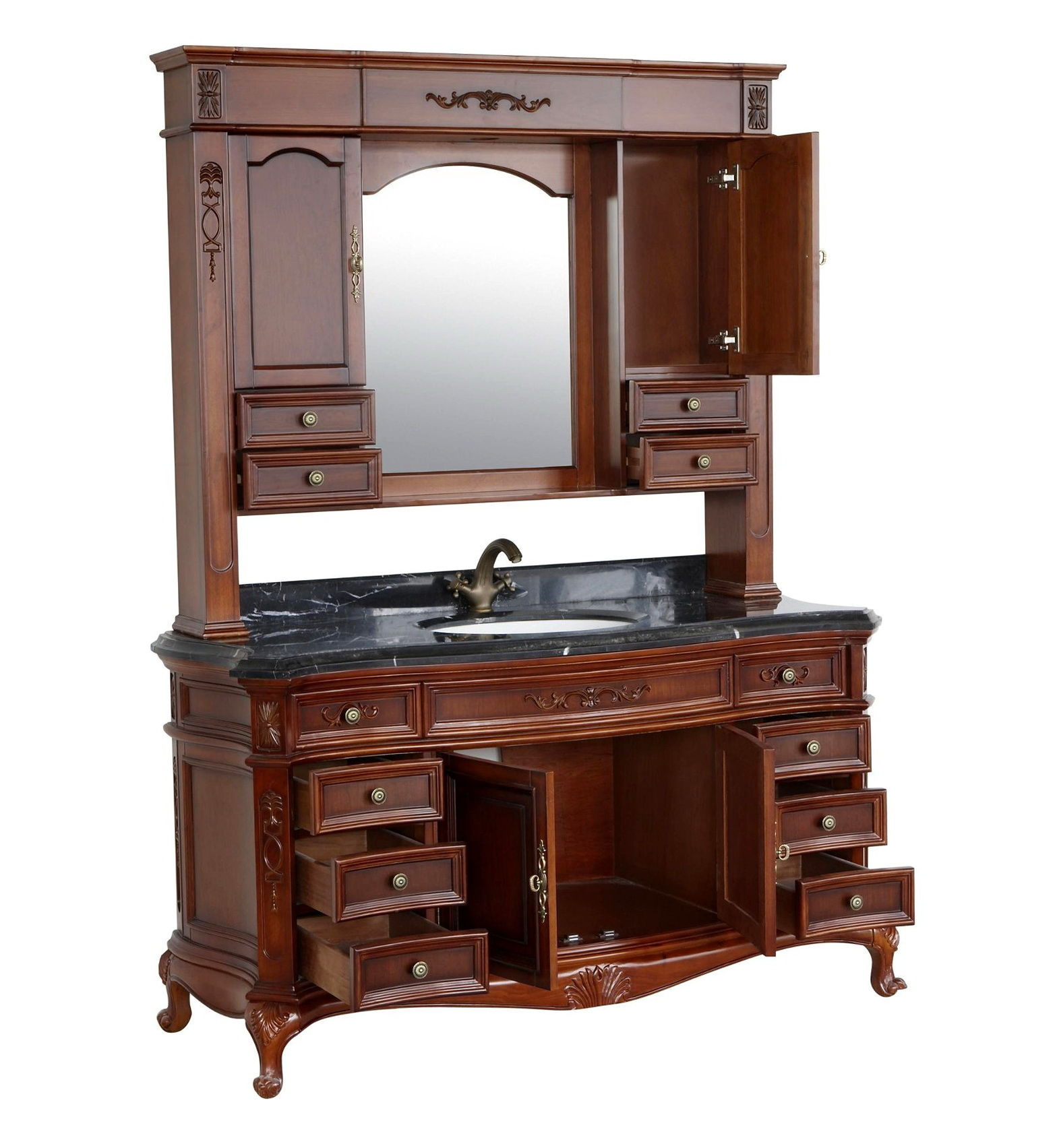 Vintage Style Bathroom Vanities