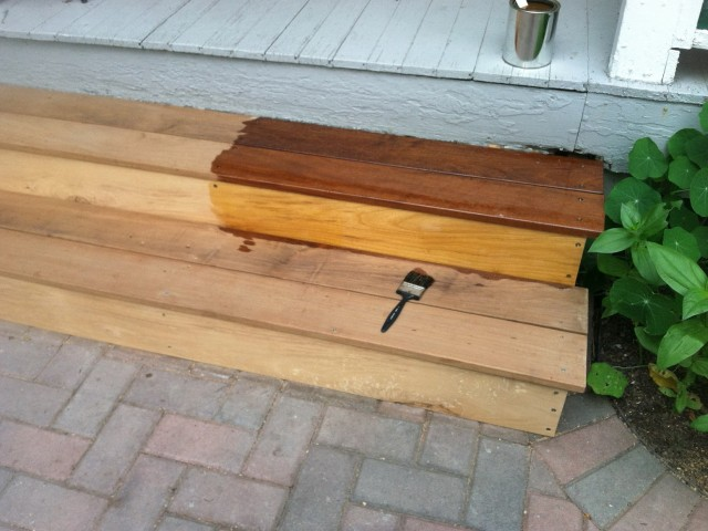 Wooden Porch Steps Pictures