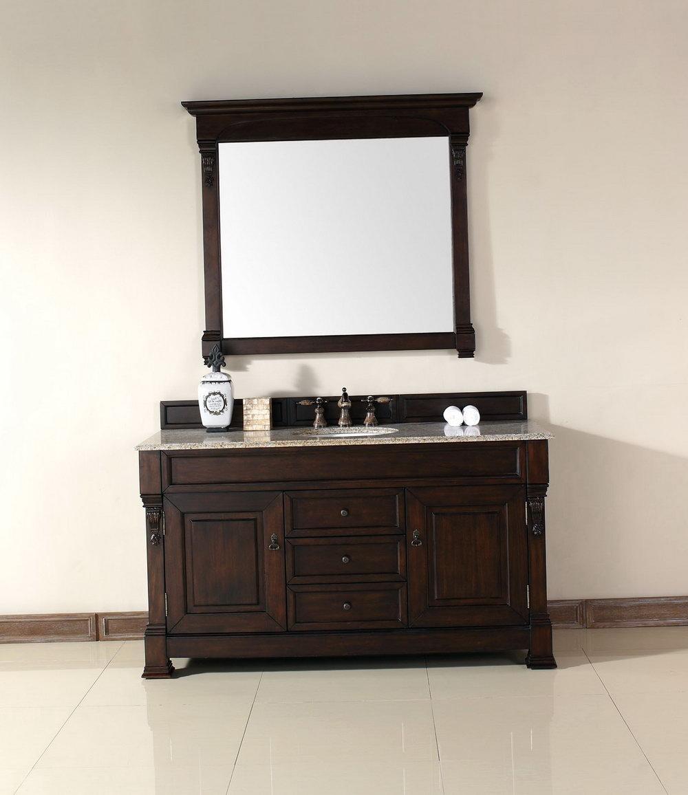 60 Single Sink Vanity Cabinet