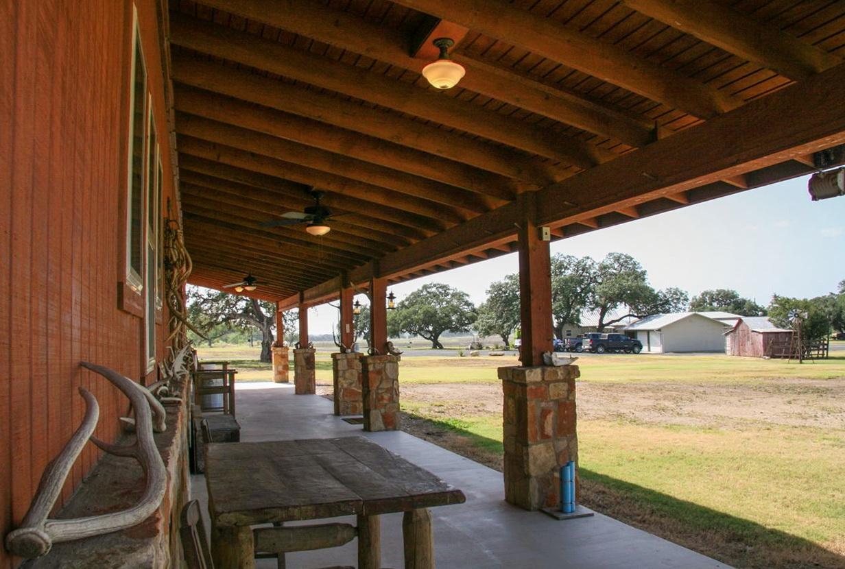 Back Porch Ranch Texas