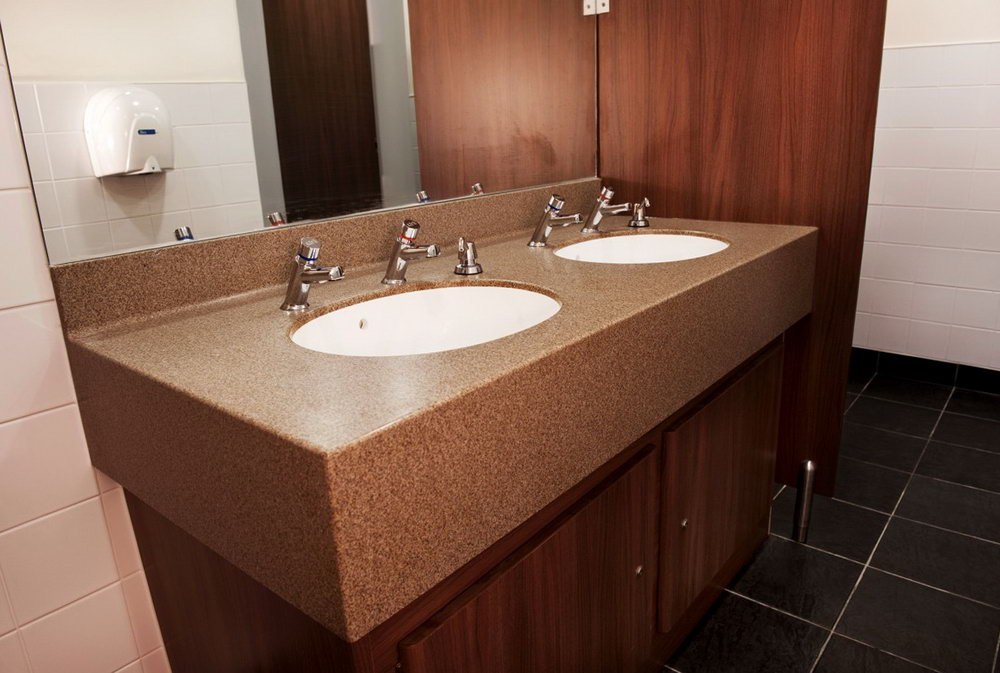 Bath Vanity Tops Solid Surface