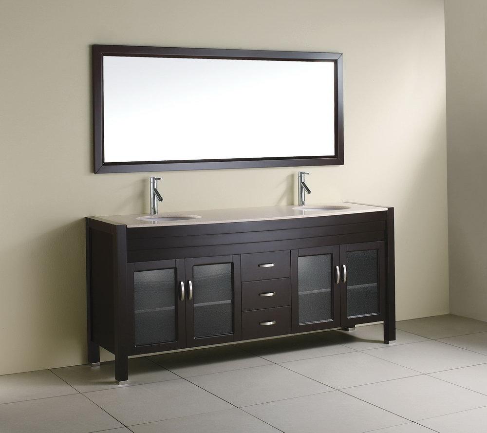 Bathroom Vanity Sizes Chart