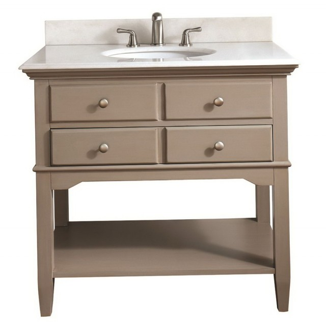 Carrera Marble Vanity Top 31