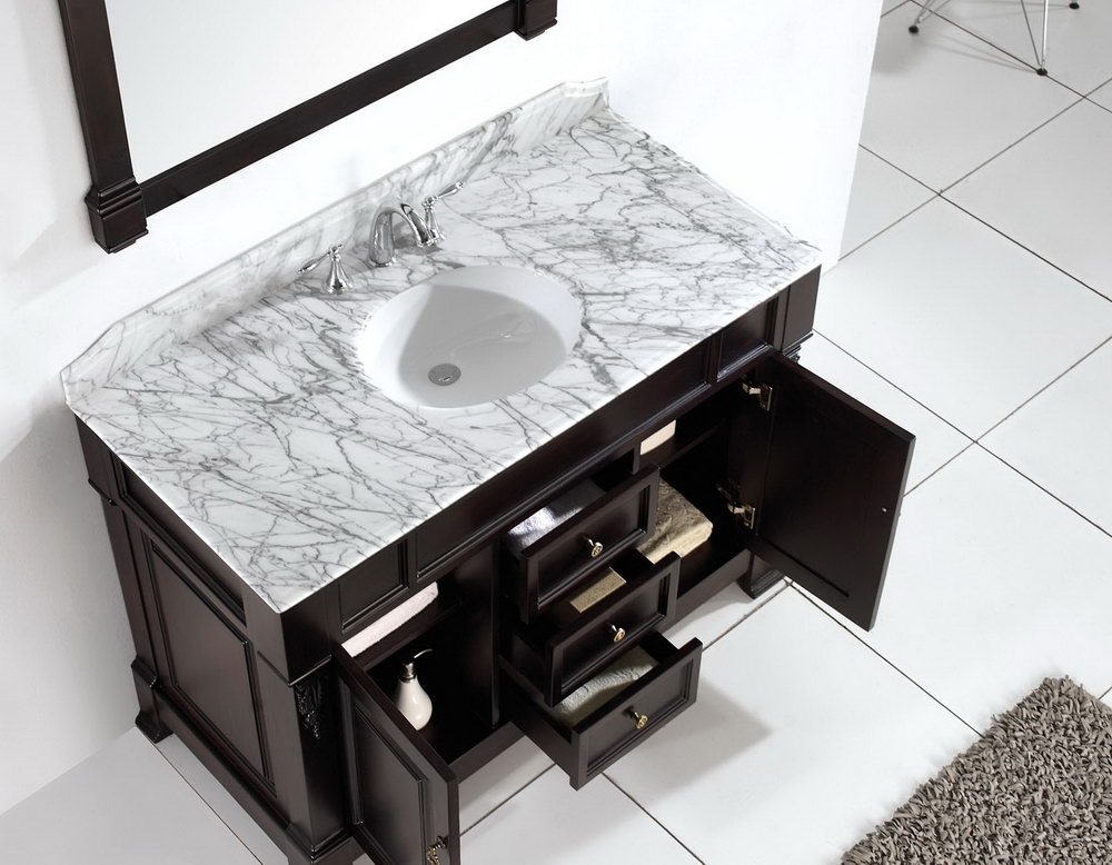 Carrera Marble Vanity Top 48
