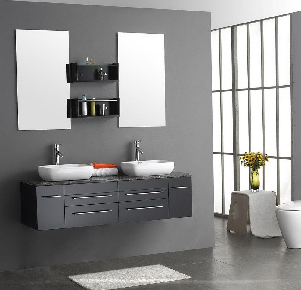 Double Vanity Sinks Cheap Sale