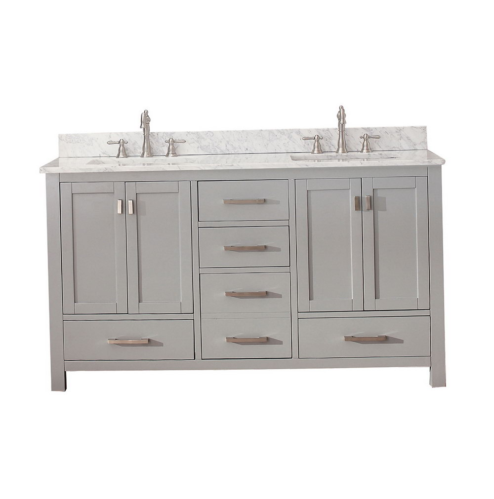 Double Vanity Sinks Lowes