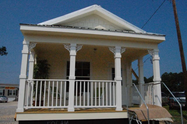 Pictures Of Front Porch Designs For Mobile Homes
