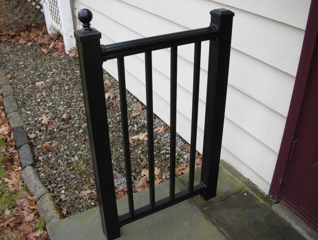 Porch Rail Height Code
