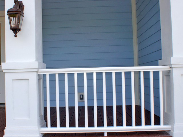 Porch Railing Installation Cost
