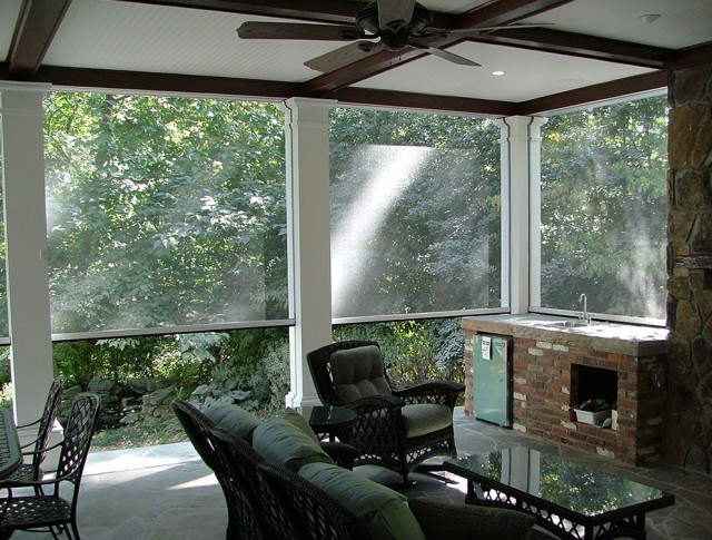 Retractable Screens For Porches Cost