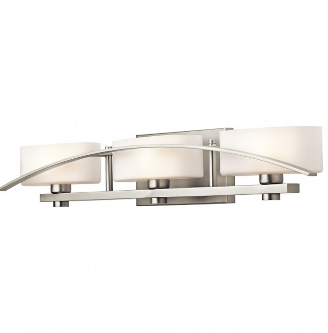 Vanity Lighting Fixtures Brushed Nickel