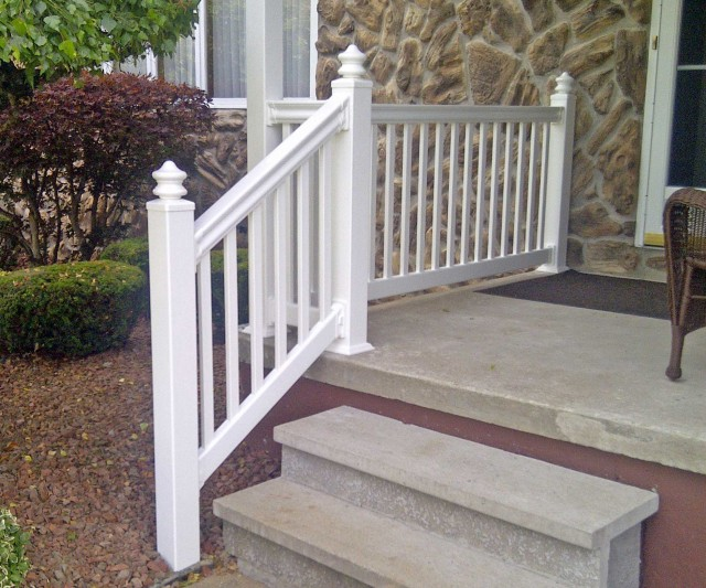 Vinyl Porch Rails Lowes