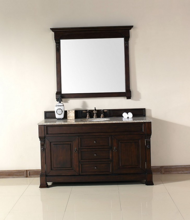 Permalink to 60 Single Sink Vanity Cabinet