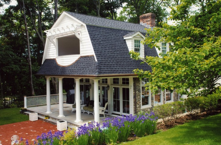 Permalink to Adding Porch To Colonial House