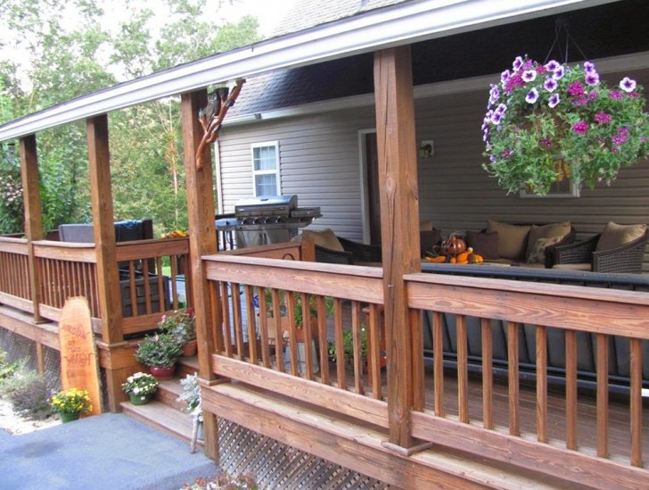 Permalink to Back Porch Ideas For Houses