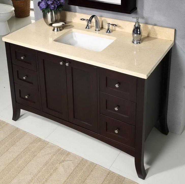 Permalink to Bathroom Vanity 48 Inch