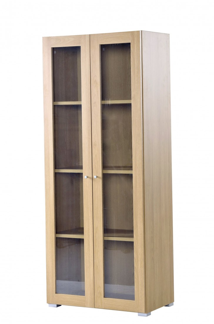 Permalink to Bookcase With Doors Ikea