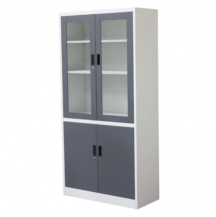 Permalink to Bookcase With Glass Doors And Lock