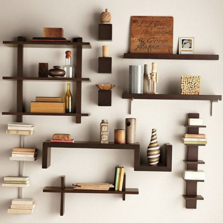 Permalink to Bookshelf Decorating Ideas
