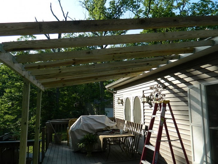 Permalink to Build Porch Roof Frame
