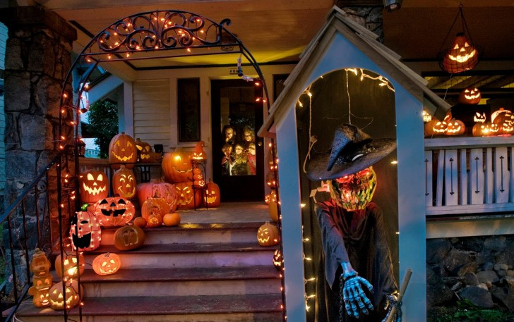 Permalink to Diy Halloween Porch Light Covers