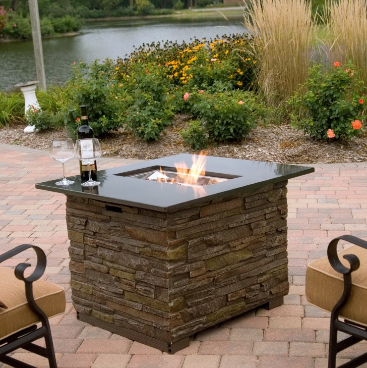Permalink to Fire Pit Under Covered Porch