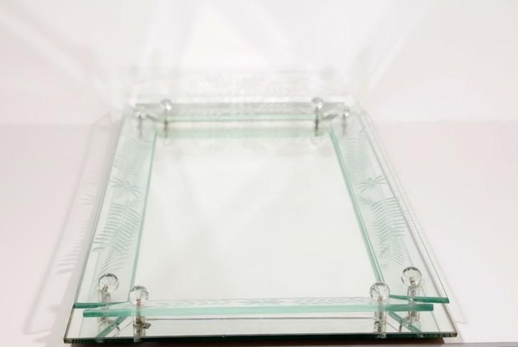 Permalink to Glass Vanity Tray Dresser