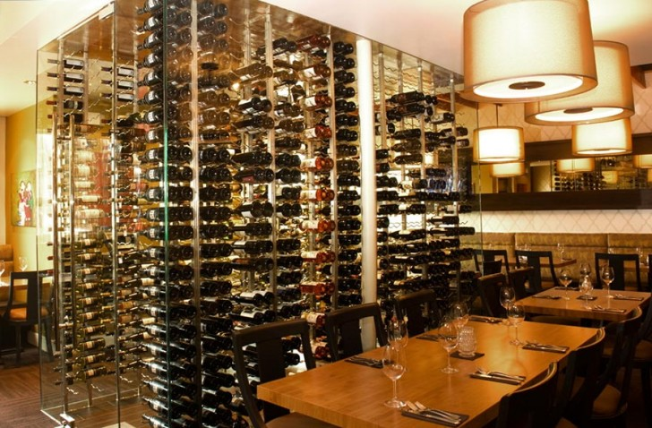 Permalink to Glass Wine Cellar Enclosures