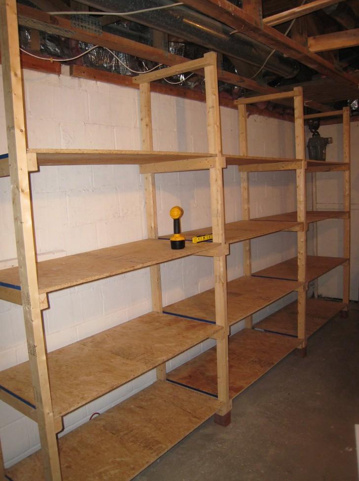 Permalink to How To Make Cheap Bookshelves