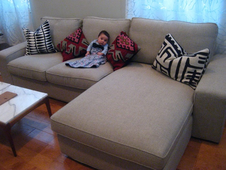 Permalink to Kivik Loveseat And Chaise Lounge