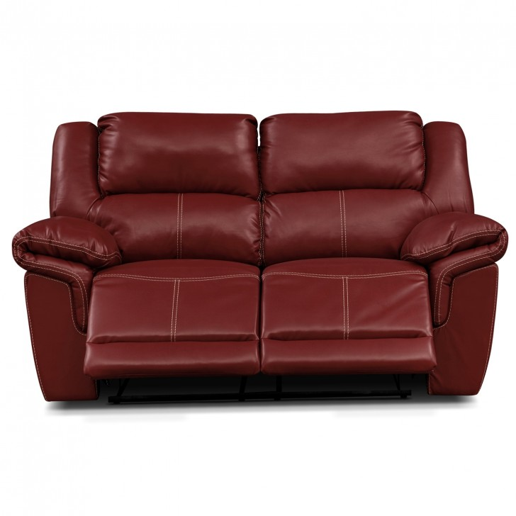 Permalink to Leather Reclining Loveseat Sale