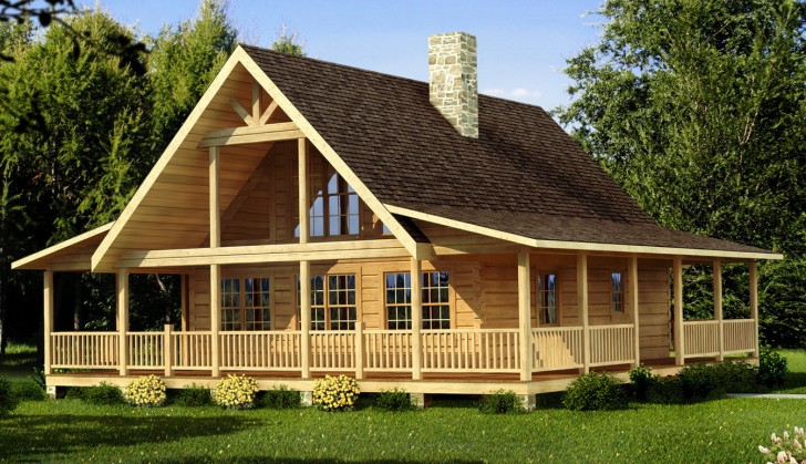 Permalink to Log Home Floor Plans With Wrap Around Porch