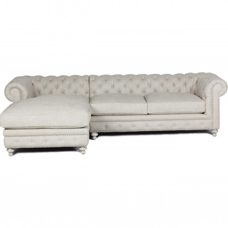 Permalink to Loveseat With Chaise Left