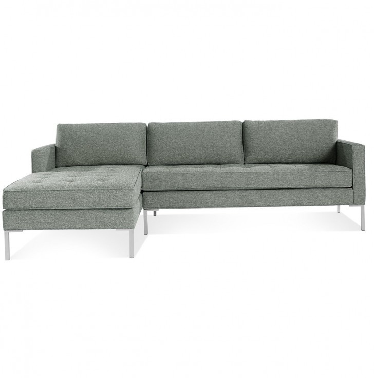 Permalink to Loveseat With Chaise Right