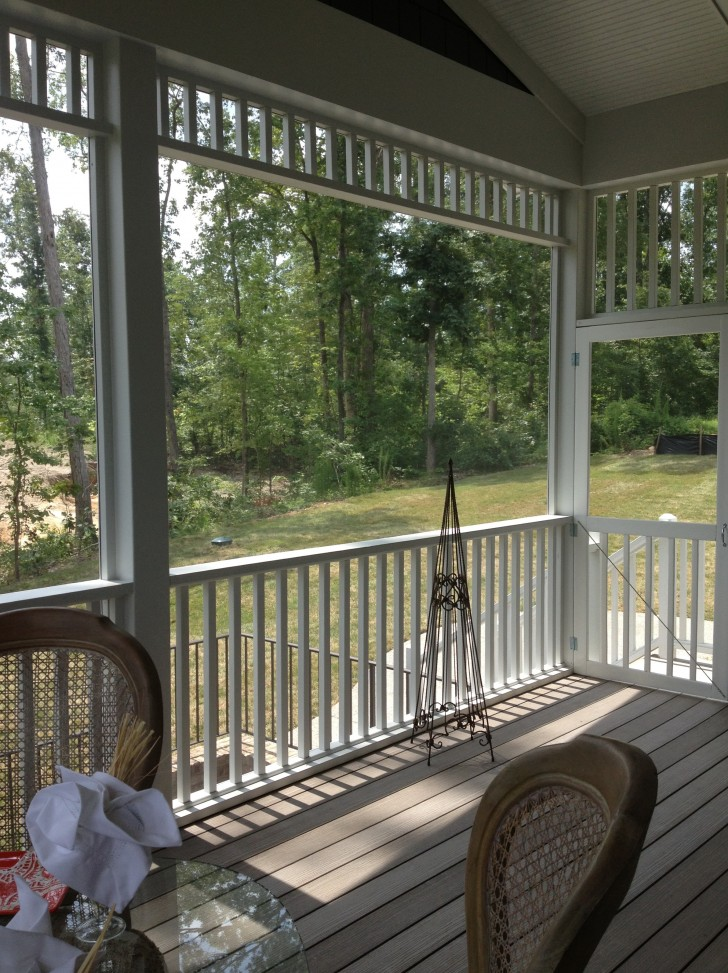 Permalink to Screened Porch Fire Pit