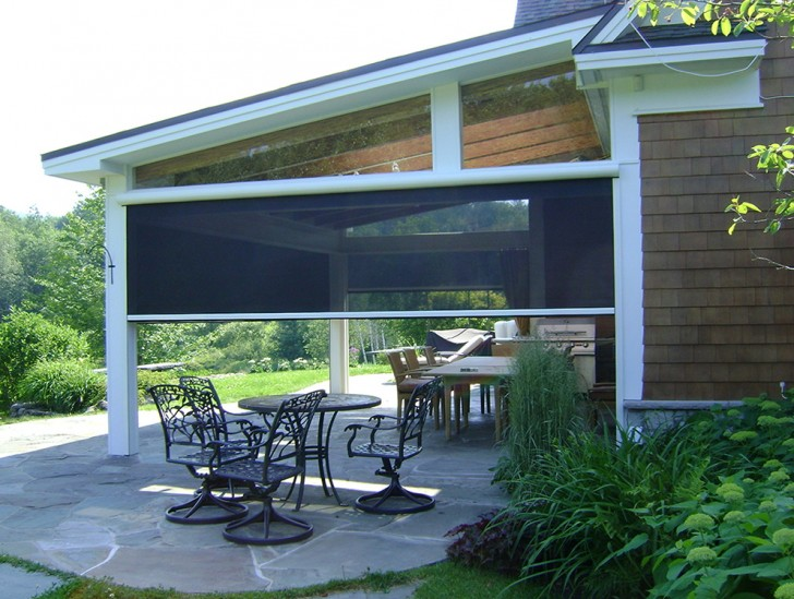 Permalink to Shades For Screened Porch