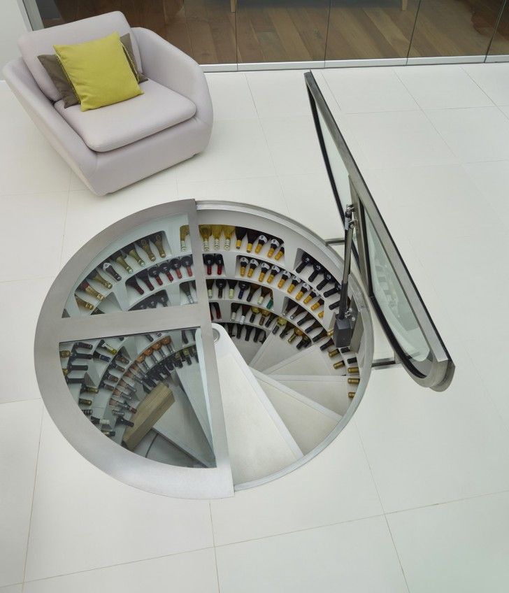 Permalink to Spiral Wine Cellar Dimensions