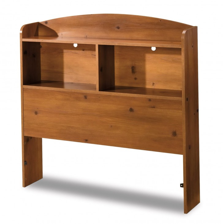 Permalink to Twin Bed Bookcase Headboard Solid Wood