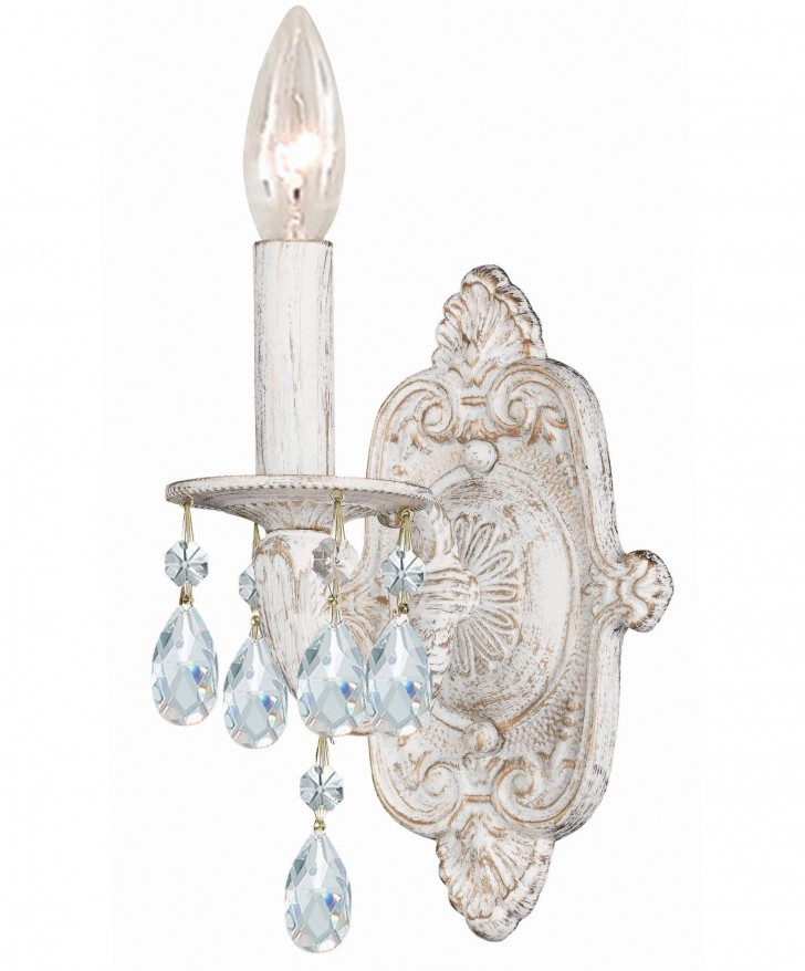 Permalink to White Wall Sconce Light