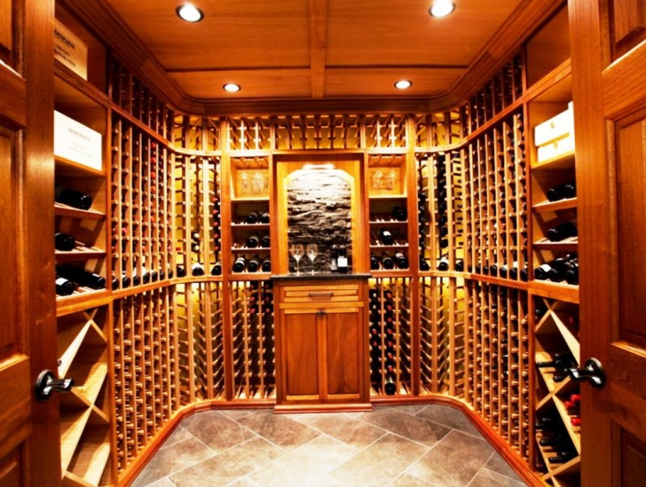 Permalink to Wine Cellar Racks Plans