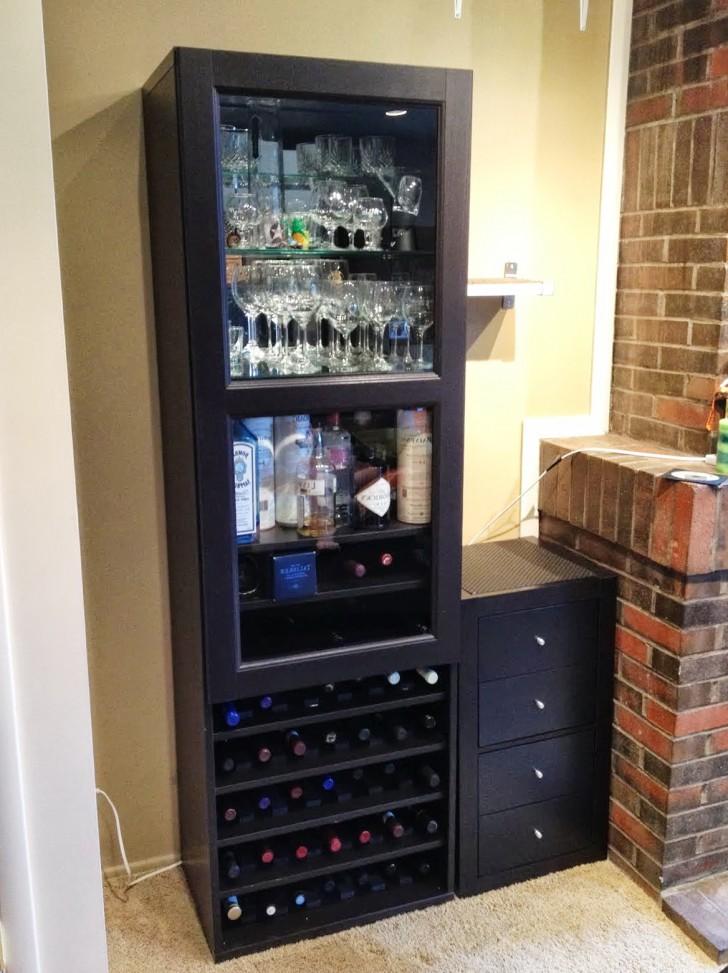 Permalink to Wine Rack Shelf Insert