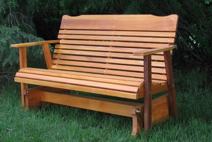 Permalink to Wood Porch Glider Plans