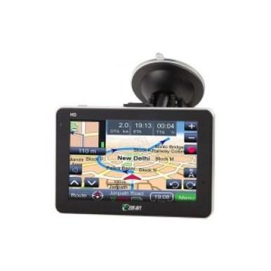 Le GPS vous guidera au bon endroit