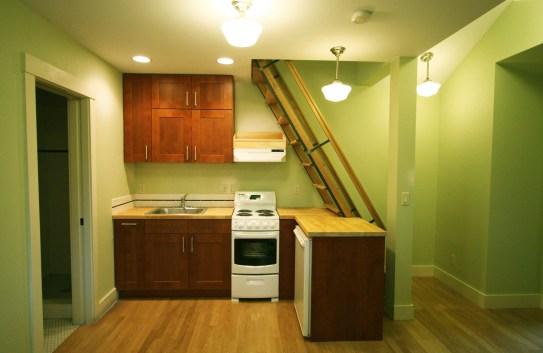 Hammer & Hand ADU 2 Kitchen