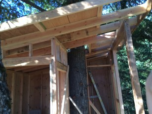 AK Builders Treehouse 3