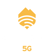 access-parks-spot_poweredby5g-lockup-vertical-reversed
